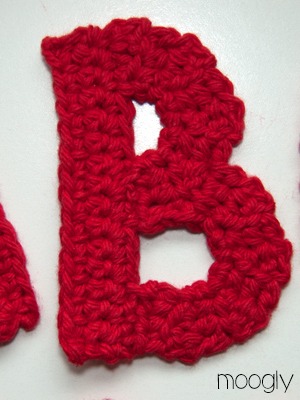 Crochet Letters : Pics Photos - Free Crochet Alphabet By Moogly Crochet