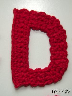 a6831139a2f96 The Moogly Crochet Alphabet - free patterns!  crochet