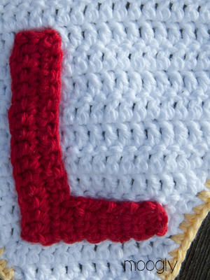 Free Patterns The Moogly Crochet Alphabet
