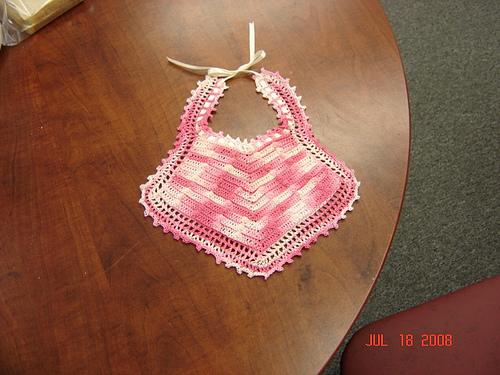 Unique Crochet Baby Bib Patterns Please The Most Particular Parents