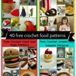Play with Your Food: 40 Free Amigurumi Patterns to Crochet Today!