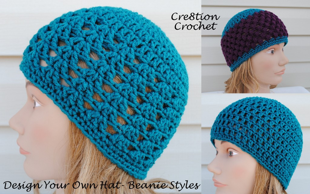Designing Your Own Custom Crochet Hat on Unpinning Pinterest