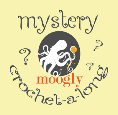 Moogly's 1st Ever Mystery Crochet-A-Long! Running May 1st through May 3rd, 2013 - join today!