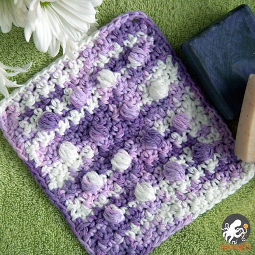 Pampering Massage Washcloth
