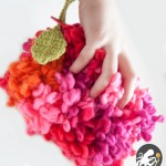 Swerve Crochet Clutch