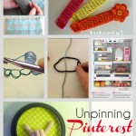 Unpinning Pinterest for May 2013
