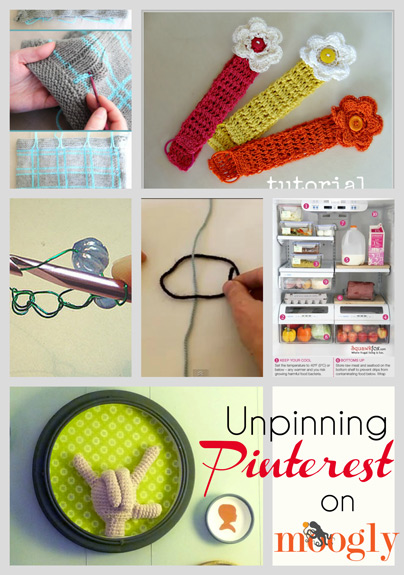 Unpinning Pinterest for May 2013 - the best pins on the Moogly boards!