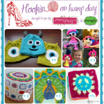 Hookin On Hump Day #47 – Link Party for the Fiber Arts!