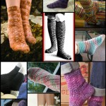 10 Free and Fantastic Crochet Sock Patterns