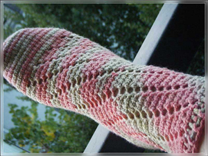 Triumph Crochet Socks - Free crochet sock pattern