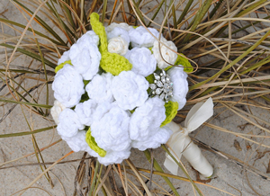 Bridal Bouquet - free crochet pattern