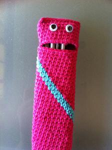 Hook Monster - free crochet pattern!