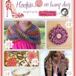 Hookin On Hump Day #45 – Link Party for the Fiber Arts!