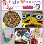 Hookin On Hump Day #46 – Link Party for the Fiber Arts!