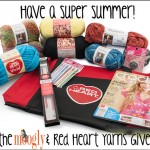 Moogly & Red Heart Yarns Super Summer Giveaway – We have a Winner!