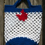 A Quick and Crabby Market Bag