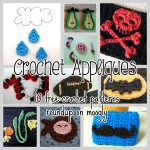 Amazing Crochet Appliques: Free Patterns to Embellish Anything!
