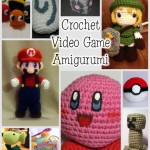 All Your Crochet Are Belong to Us – Video Game Amigurumi Patterns!
