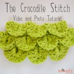 The Crocodile Stitch