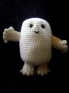"Amigurumi ""Fat"" Baby - Doctor Who Crochet Pattern!"