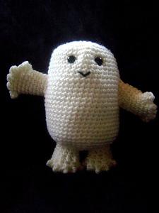 "Amigurumi ""Fat"" Baby - Doctor Who Crochet Pattern!"