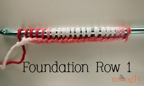 Tunisian Crochet: Foundation Rows, Simple Stitch, and Slip Stitch Bind ...