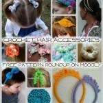 Crochet Hair Accessories: 12 Free Patterns!