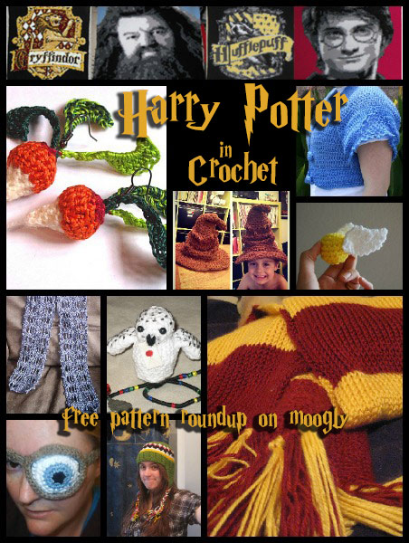 Free Harry Potter Amigurumi Pattern (Crochet) - Daisy and Storm | 600x452