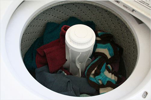 How to Wash Your Woolens in the Washing Machine - on Unpinning Pinterest