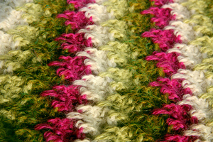 Larksfoot - unusual crochet stitch patterns