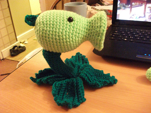 Free Crochet Patterns Games : All Your Crochet Are Belong to Us - Video Game Amigurumi ...