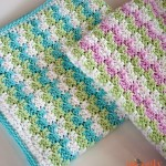Leaping Stripes and Blocks Blanket