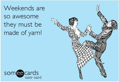 Save money on yarn! Check the weekly sales roundup on Moogly every Thursday before you shop!