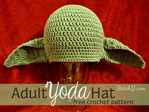 Free Star Wars Crochet Patterns! Roundup on Moogly