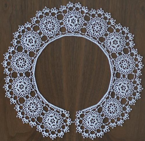 Beautiful Irish Crochet Lace - 10 free patterns!