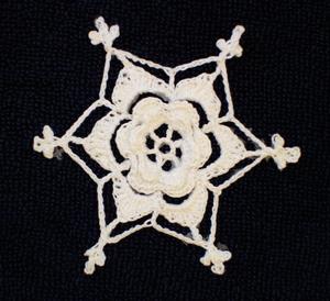 Beautiful Irish Crochet Lace - 10 free patterns!