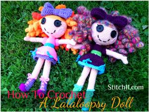 Lalaloopsey Doll on Stitch11.com!