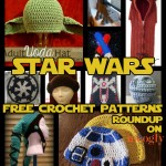 That's No Moon, That's Star Wars Crochet! 10 Free Patterns