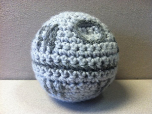 Amigurumi Star Wars Patterns : That's no moon that's star wars crochet! 10 free patterns moogly