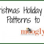 A Very Moogly Christmas – 20 Christmas Holiday Craft Fair Patterns to Make, by Sara of Crochet Business