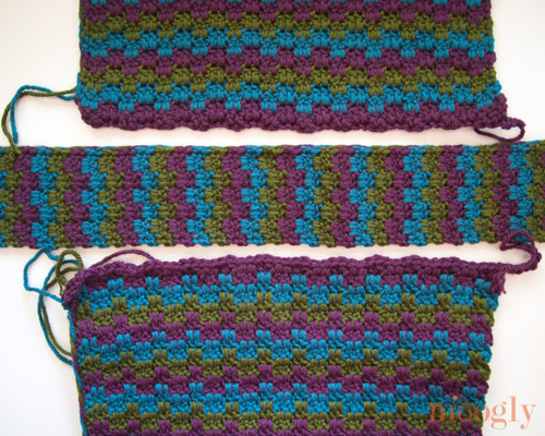 Free Crochet Pattern Mesmerizing Messenger Bag Moogly