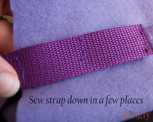 Mesmerizing Messenger Bag - free crochet pattern on moogly!