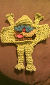Frog Dissection 101 :: Free Crochet Frog Patterns! Hop to it!
