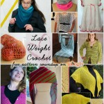 Light & Lovely Lace Weight Crochet Patterns!