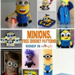 Assemble the Minions! 10 Free Minions Crochet Patterns