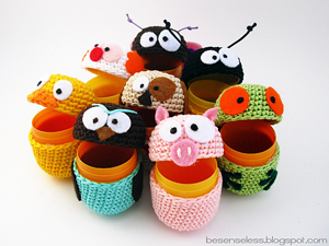 Ovetti Amigurumi :: Free Crochet Frog Patterns! Hop to it!