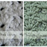 Sweet Pea Stitch Tutorial, a Book Giveaway, and a Guest!