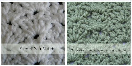 Sweet Pea Stitch Tutorial