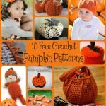 It's Pumpkin Everything! Free Crochet Pumpkin Patterns