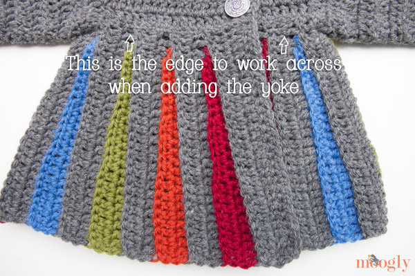 9e767e74d Free Pattern  Eloise Baby Sweater - moogly